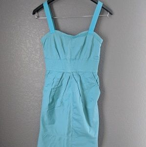 Marc Jacobs Size 2 Turquoise Spring/ Summer Dress